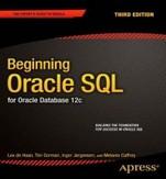 : پایگاه داده اوراکل Beginning Oracle SQL