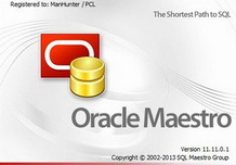 پایگاه داده اوراکل Oracle Maestro