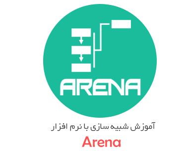 کتاب شبیه سازی شبکه های کامپیوتری با نرم افزار arena به زبان فارسی