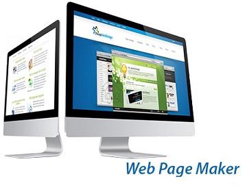 کتاب آموزش نرم افزار Web page maker به زبان فارسی