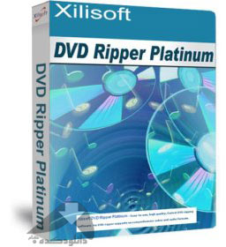 کتاب تبدیل فیلم های DVD و سایر فرمت های صوتی و ویدئویی با Xilisoft DVD Ripper Platinum به فارسی