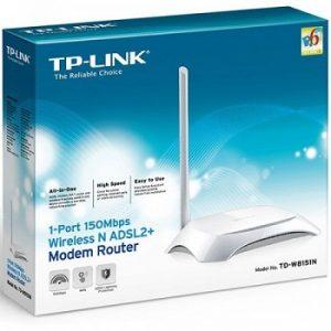 کتاب نصب و پیکربندی مودم ADSL مدلهای TP-Link به زبان فارسی