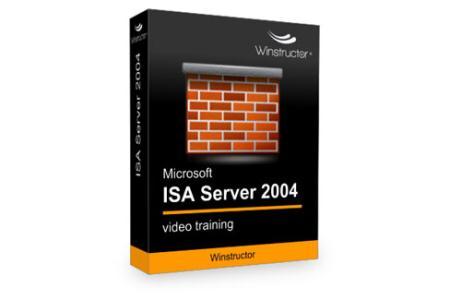 کتاب آموزشی ISA server 2004 به زبان فارسی