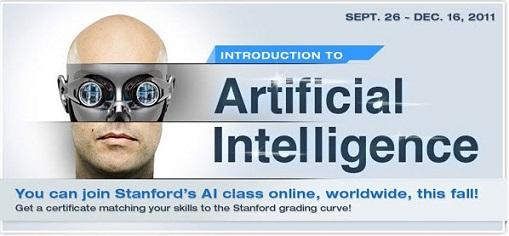فیلم آموزش دوره آنلاین هوش مصنوعی دانشگاه Stanford