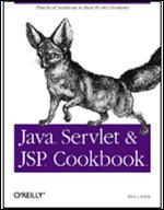 دانلود کتاب توسعهدهنده وب جاوا که JavaServer Pages یا Servlets