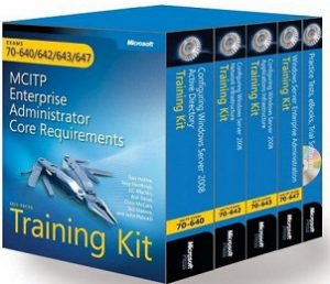 : مجموعه کامل آموزش MCITP مدرک مهندسی شبکه مایکروسافت