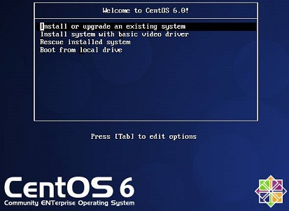 آموزش تصویری لینوکس 6 CentOS