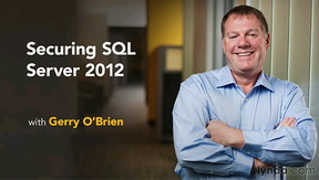 فیلم آموزشی امنیت در SQL Server 2012