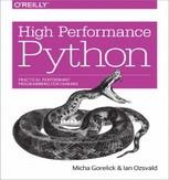 دانلود کتاب برنامه نویسی پایتون High Performance Python