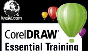 آموزش تصویری کورل دراو corel draw