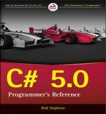 کتاب برنامه نویسی سی شارپ C# 5.0