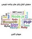 دانلود کتاب معرفی انواع زبان های برنامه نویسی به زبان فارسی