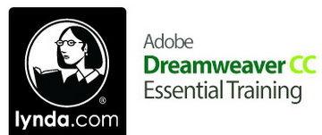 فیلم آموزشی نرم افزار Dreamweaver CC