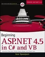 دانلود کتاب ASP.NET 4.5 در زبان VB و #C برای مبتدیان
