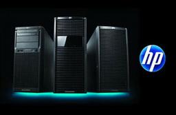 پیاده سازی سرورهای شرکت HP
