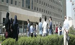 سريال تكراري تجمع دانشجويان و سكوت مسئولان: تجمع 500 دانشجو در 29 فروردین ماه
