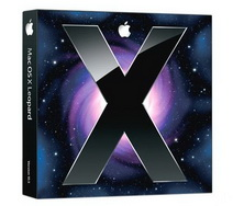 خرید پستی سيستم عامل مکينتاش قابل نصب روي پي سي Mac OS X Leopard 10.5.8 for Intel AMD