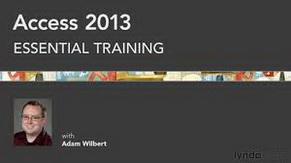 فیلم آموزشی اکسس Access 2013