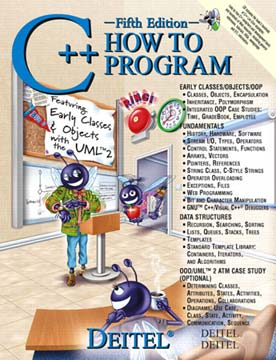C++ How to Program 5th Edition