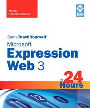 دانلود کتاب آموزش نرم افزار expression web به زبان فارسی
