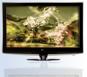 شاهکار LG با تکنولوژی LED
