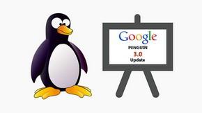 بروز رسانی الگوریتم گوگل پنگوئن 3.0