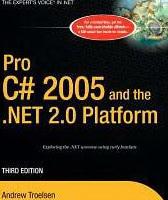 کتاب Apress Pro C# 2005 به زبان فارسی