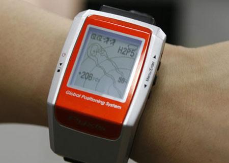 ساخت ساعتهای جی پی اس