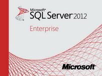 Microsoft SQL Server Enterprise 2012