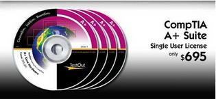 پک کامل آموزش مدرک بین المللی سخت افزار Comptia A+ 2009