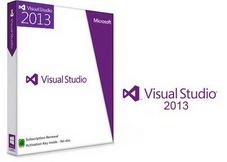 دانلود نرم افزار Visual Studio 2013 32/64 bit