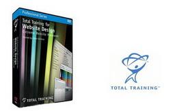 دانلود فیلم آموزشی طراحی وب محصول شرکت Total Training